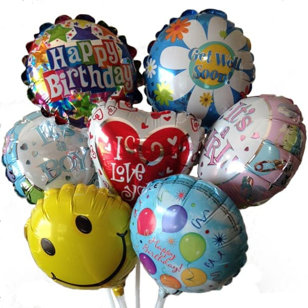 Mini Mylar Balloon